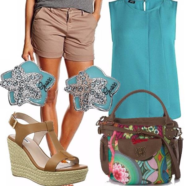 Outfit La vacanza continua...