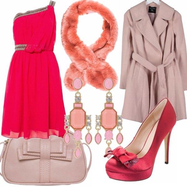 Outfit Pretty in pink...ai tempi dei saldi!