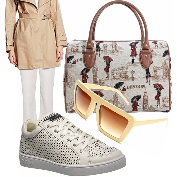 Outfit Week end in viaggio