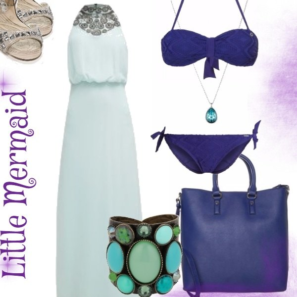 Outfit LITTLE MERMAID