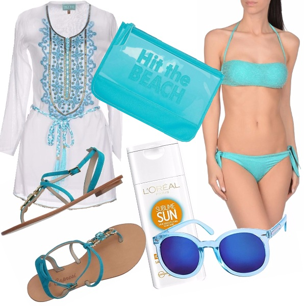 Outfit Hit the beach