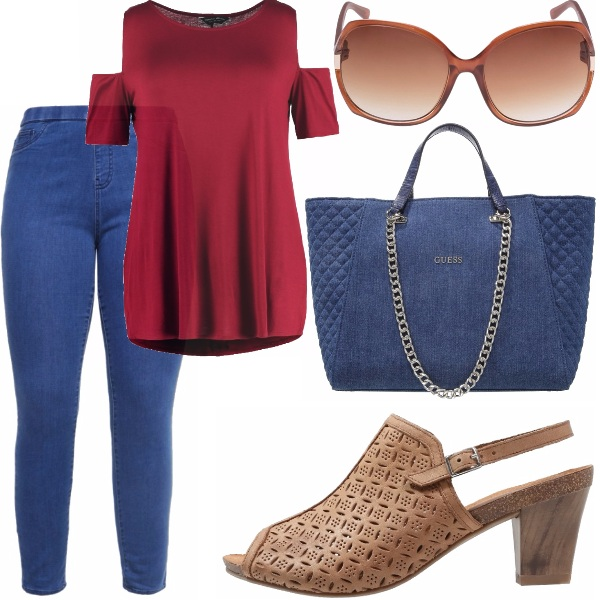 Outfit Everyday curvy