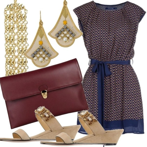 Outfit Smart dress