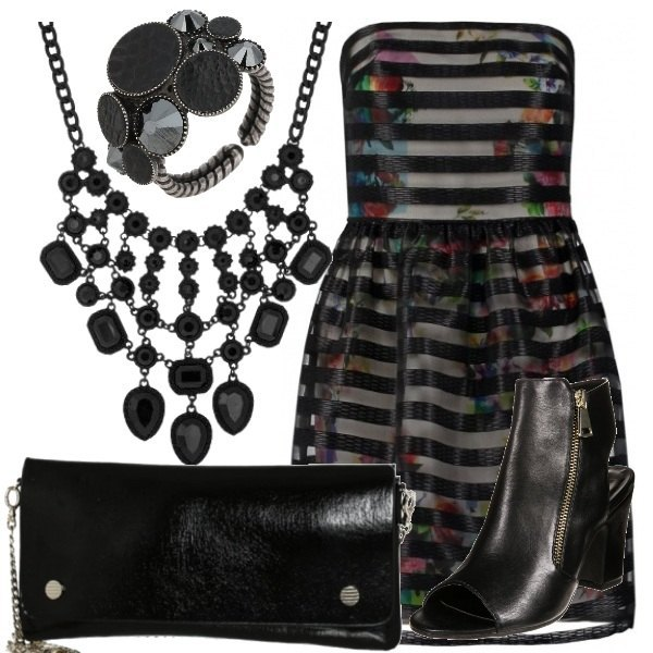Outfit Disco party
