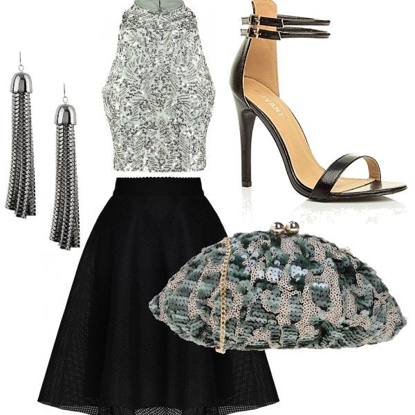 Outfit Elegante con un occhio al portafoglio