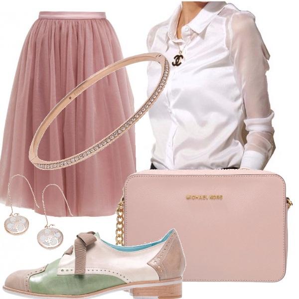 Outfit Voglia di balletto