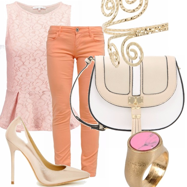 Outfit Think pink!