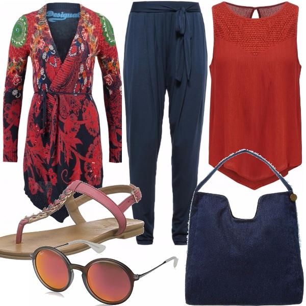 Outfit Spazio ai colori