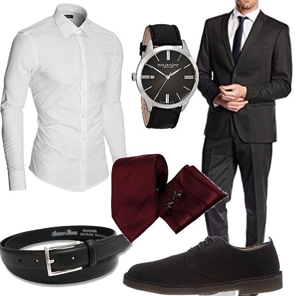 Outfit Eleganza al maschile
