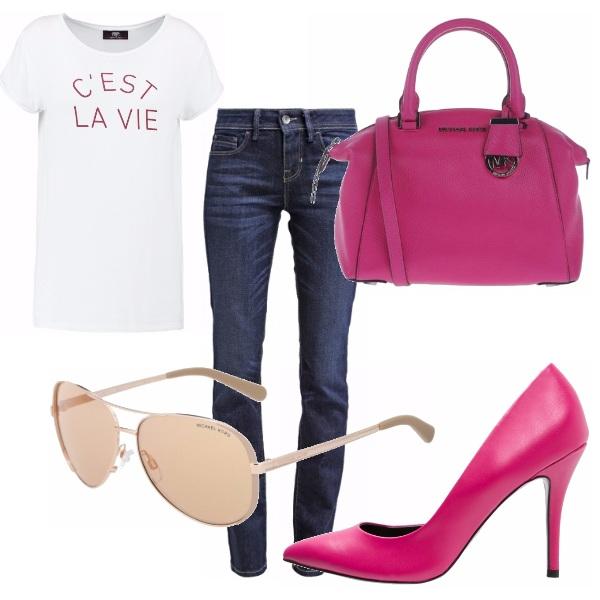 Outfit C'est la vie