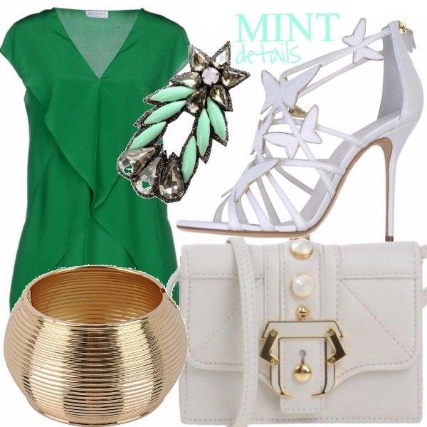 Outfit Mint Details