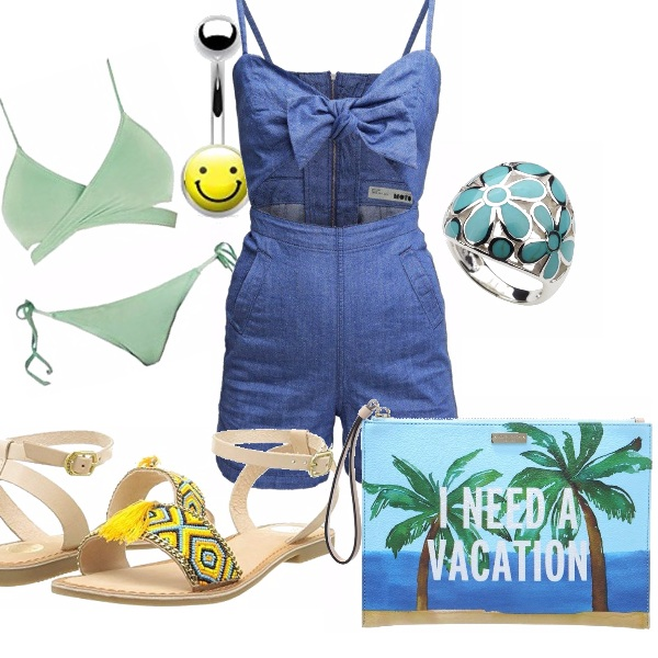 Outfit I need a vacation!