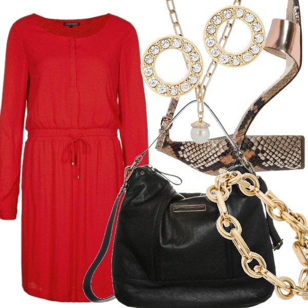 Outfit Dark complexion - Warm undertone