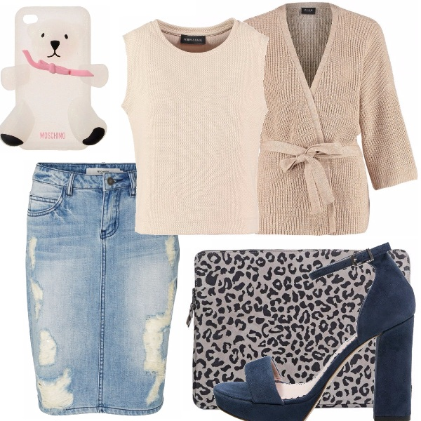 Outfit Mini bear