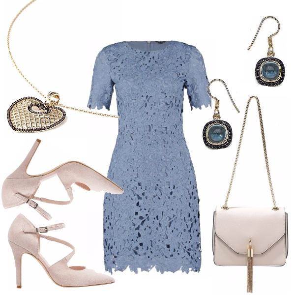 Outfit Elegantissima per il ricevimento
