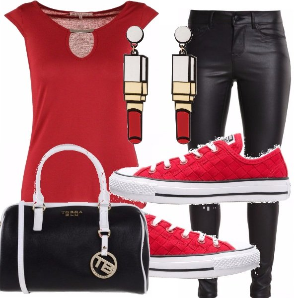 Outfit Sporty woman
