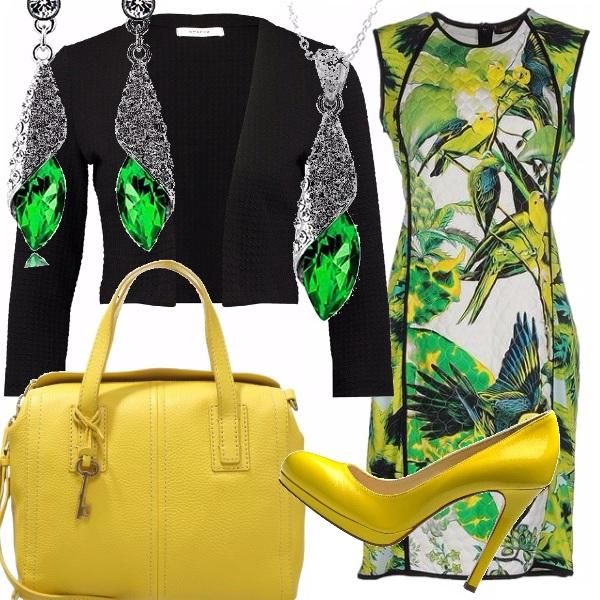 Outfit Amazzonia