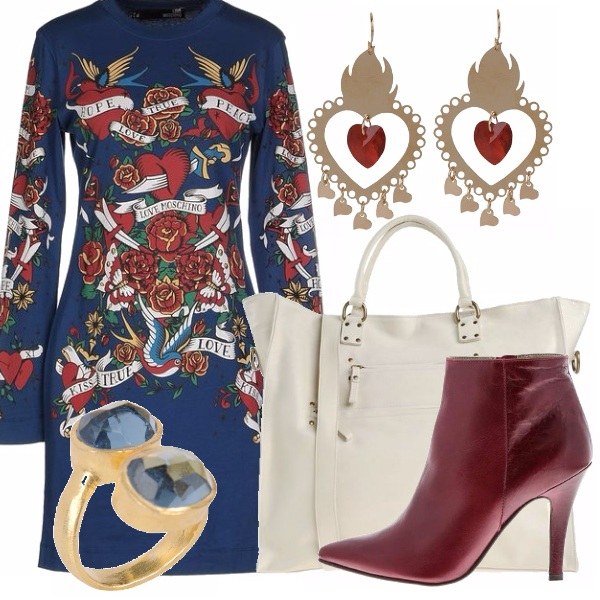 Outfit Stravaganze amorevoli
