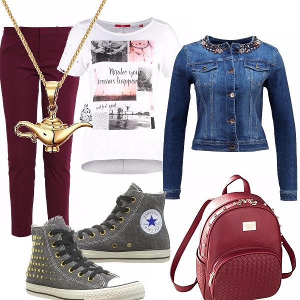 Outfit Make your dreams happen