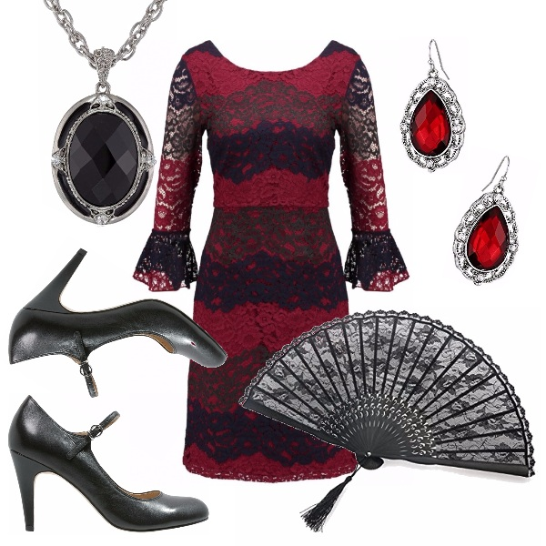 Outfit Giro di tango !