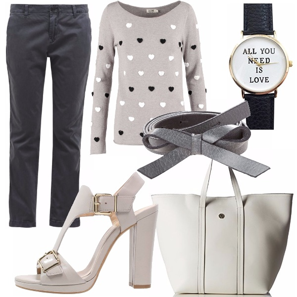 Outfit All you need is....