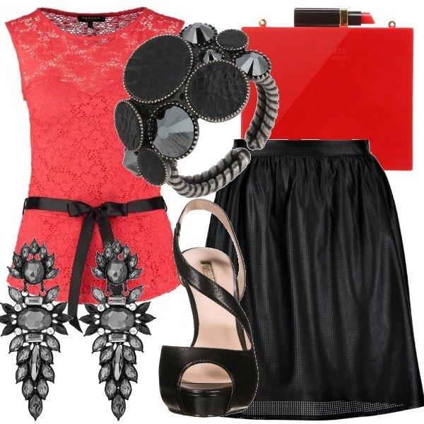 Outfit Lipstick  Jungle