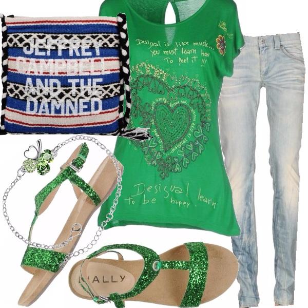 Outfit Quadrifoglio