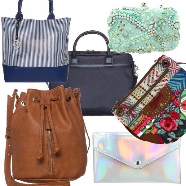 Outfit CRAZY FOR BAGS
