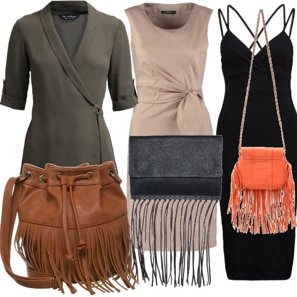 Outfit Protagonista: la borsa