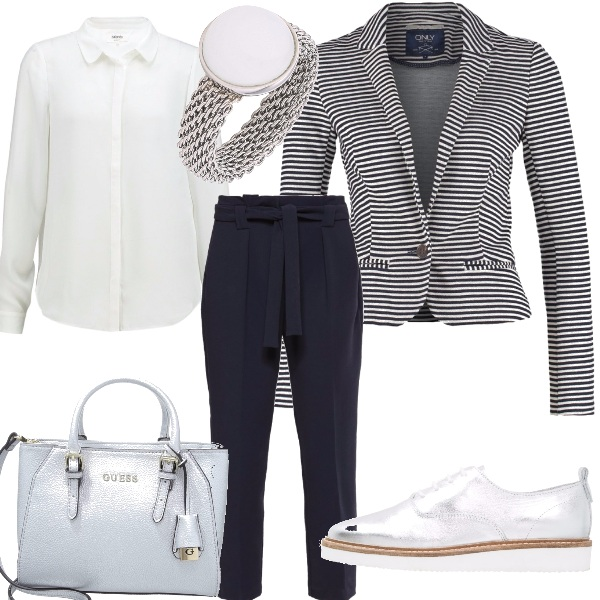 Outfit Rientro soft