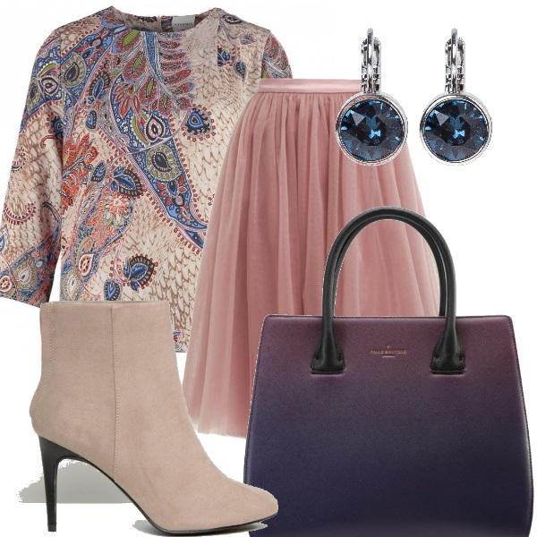 Outfit Autumno romantico