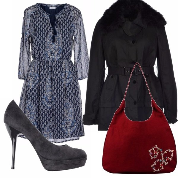 Outfit Gipsy-chic