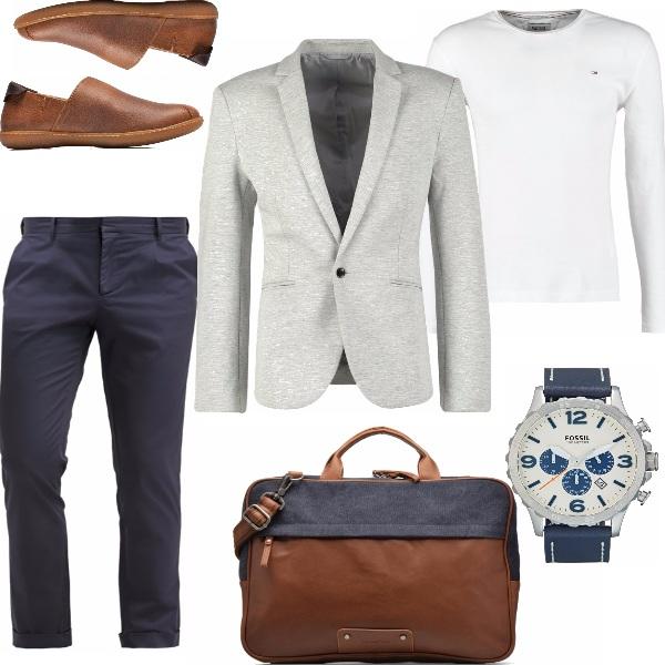Outfit Torna a lavoro con gusto
