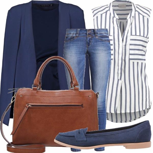 Outfit Una giacca molto particolare!!