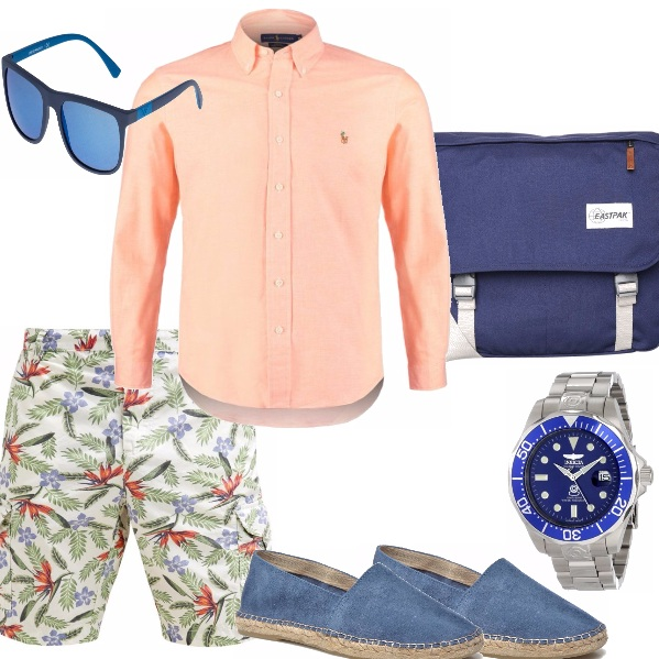 Outfit Sea man
