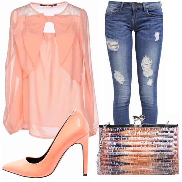 Outfit Born to be romantic