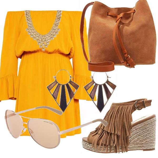 Outfit Scampoli di estate