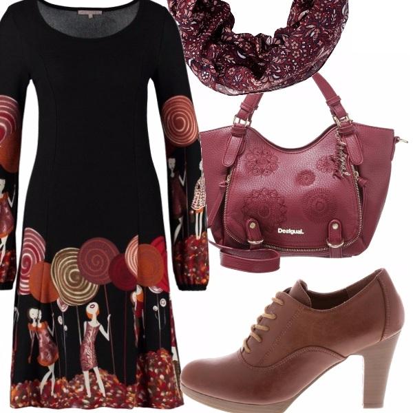 Outfit Un vestitino stravagante