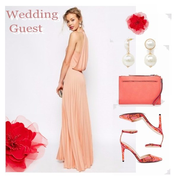 Outfit Wedding Guest