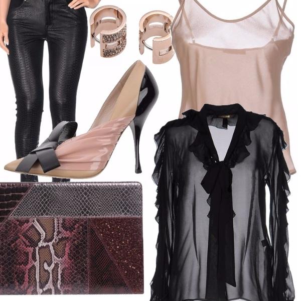 Outfit Elegantemente sexy