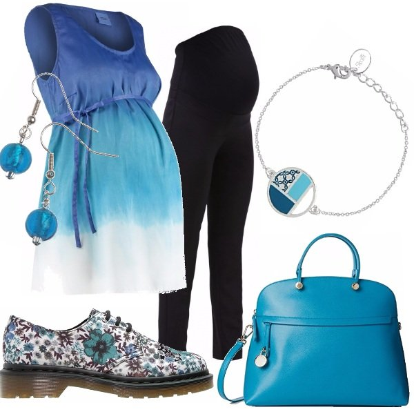 Outfit Maternity super trendy