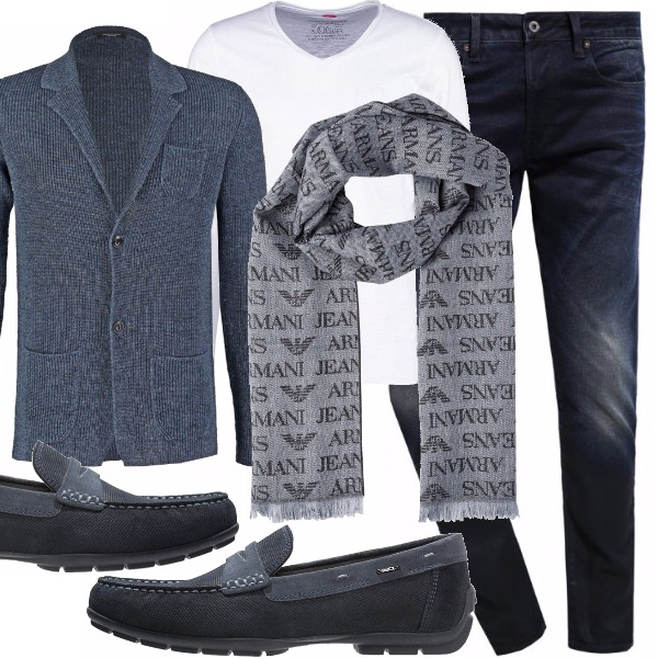Outfit Decisamente cool