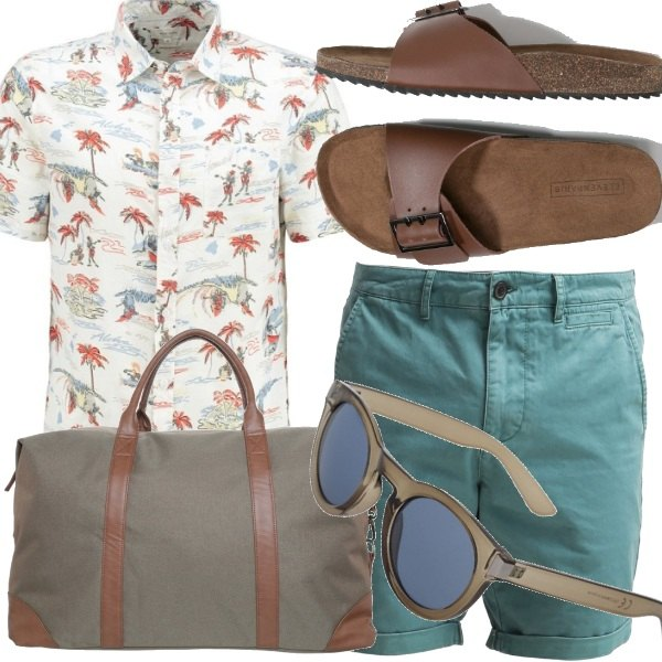 Outfit Beach bag