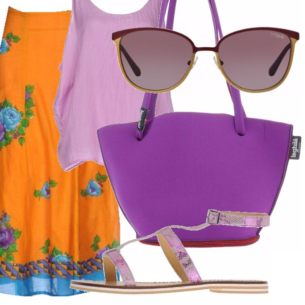 Outfit E' sempre estate