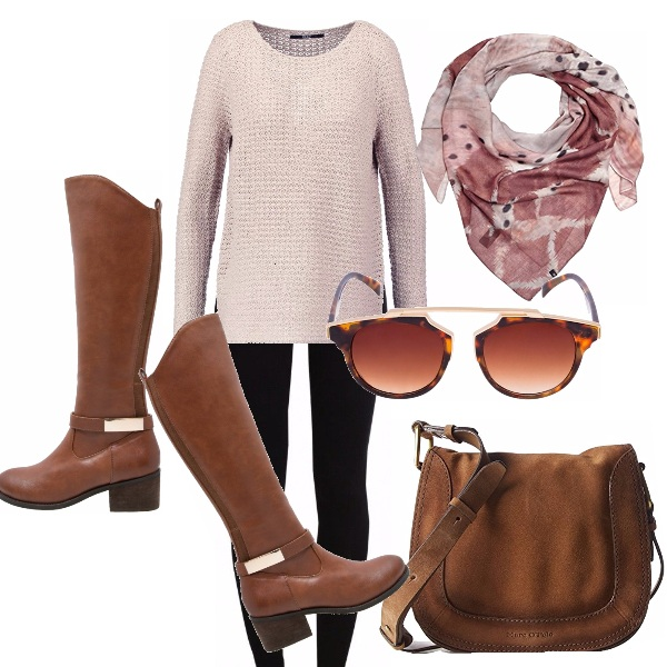 Outfit Aula magna