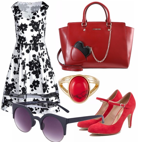 Outfit La lettera scarlatta