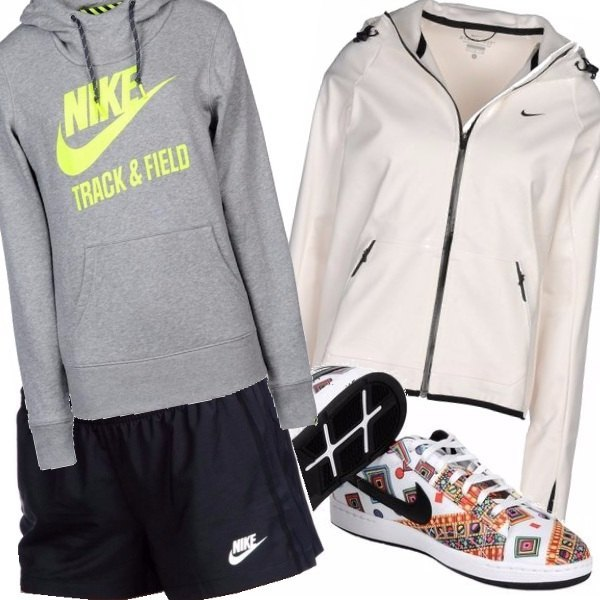 Outfit Jogging