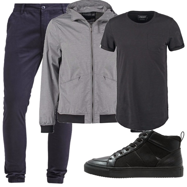 Outfit Casual man