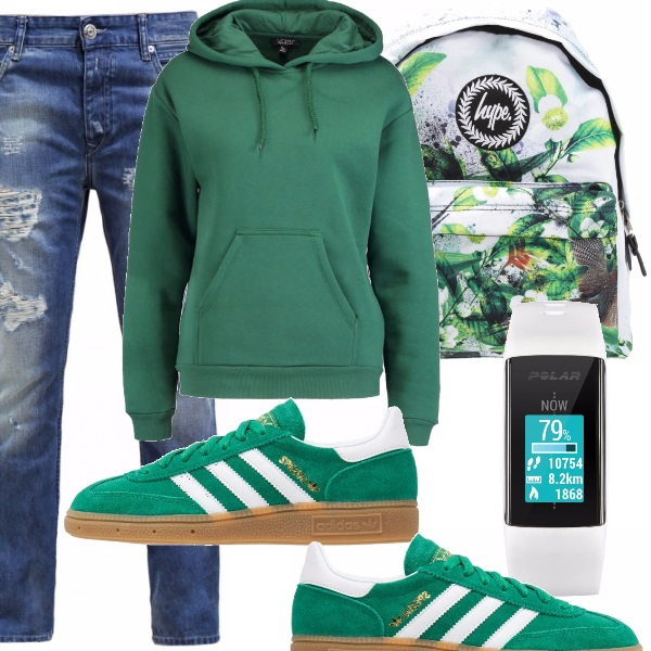 Outfit Sportivissima young