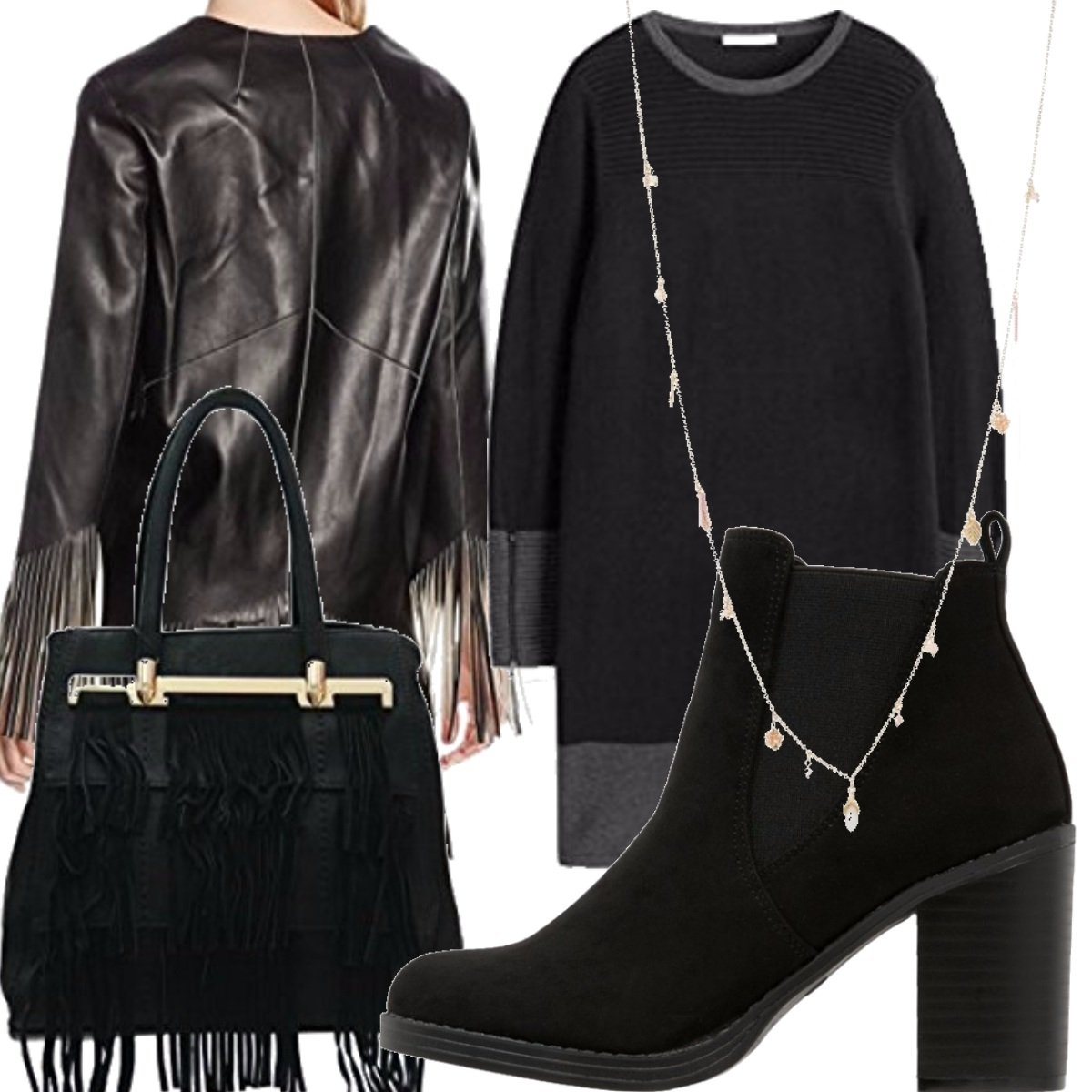 Outfit Country dark